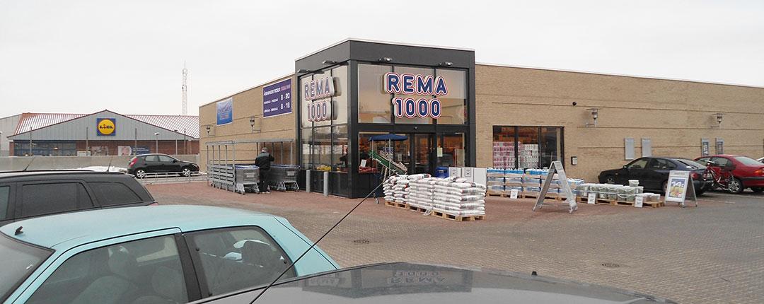REMA1000 Næstved