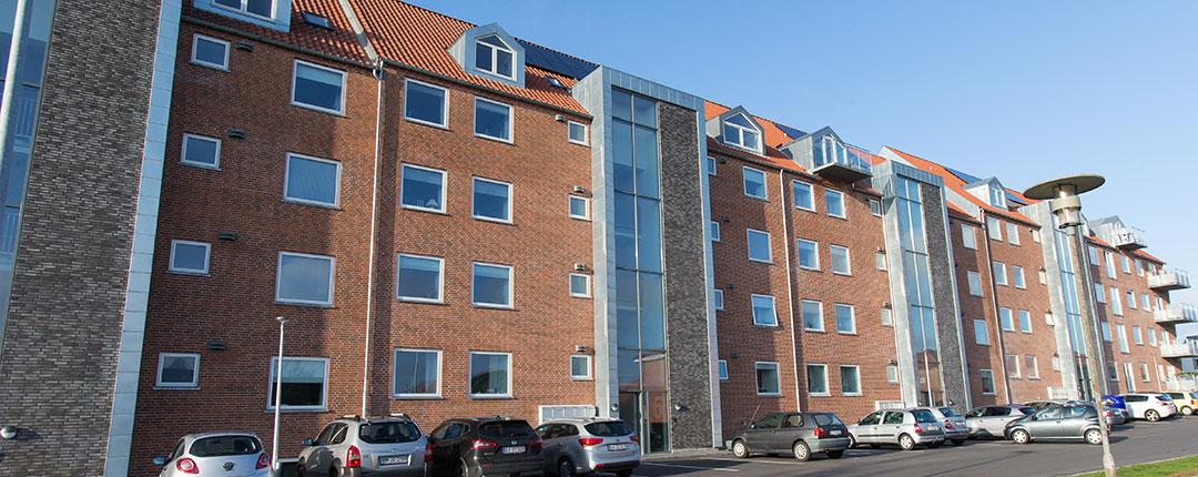 Bakkegården, Frederikshavn