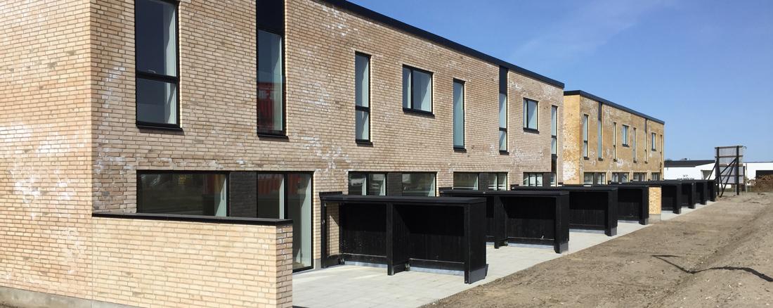 Poul Anker Bechs Vej, Aalborg SV