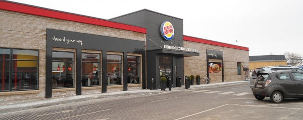 Burger King Næstved