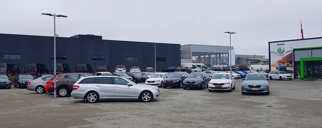Sølvsten Biler, Viborg