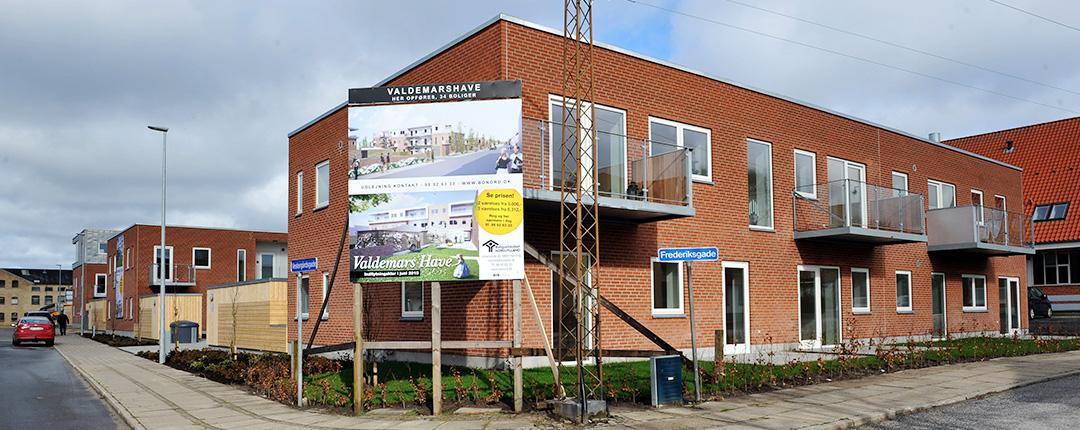 Valdemarshave, Brønderslev